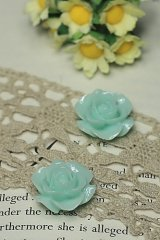 """FREE SHIPPING - Beautiful Resin Cabochon - HD45 (2.1cm or 0.85"""")"""