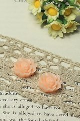 """FREE SHIPPING - Beautiful Resin Cabochon - HD38 (1.8cm or 0.7"""")"""