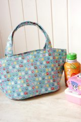 Free Shipping Kawaii Japanese Insulated Lunch Bag Tote