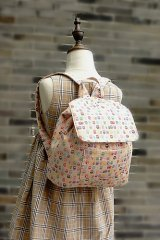 Free Shipping Japanese Handmade Backpack for School Kindergarten Kids