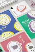 Kawaii Sticky Notes Memo - Cute Fruits