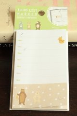 Kawaii Planner Sticky ToDo List Marker