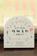 Kawaii Planner Separator Frame Masking Tape - Every Blessed Day