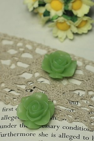 "Photo1: FREE SHIPPING - Beautiful Resin Cabochon - HD45 (2.1cm or 0.85DIY Resin Cabochon"")"""