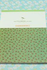 Kawaii Color Letter Pad - Flower Tea Time (56 sheets)