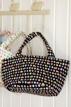 Photo2: Free Shipping Kawaii Japanese Insulated Lunch Bag Tote