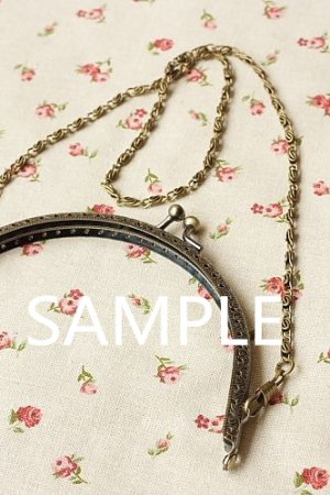 Photo2: Craft Sewing Supply - Bag Purse Handle Chain