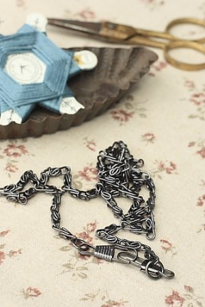 Photo1: Craft Sewing Supply - Bag Purse Handle Chain