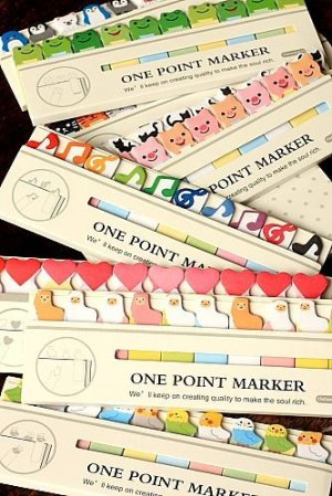 Photo3: Kawaii One Point Sticky Notes Memo
