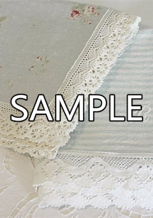 Photo5: Cotton Lace Ribbon - 3.6cm x 1 Yard