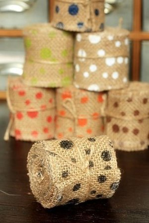"""Photo1: SALE - Natural Wide Linen Ribbon Roll Rustic Vintage Wedding Decor (6cm x 2m or 2.4Cute Stationery"""" x 2.2 yds)"""""""