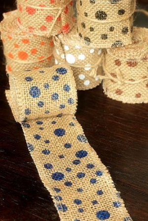 "Photo2: SALE - Natural Wide Linen Ribbon Roll Rustic Vintage Wedding Decor (6cm x 2m or 2.4Cute Stationery"" x 2.2 yds)"""
