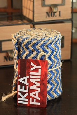 """Photo2: SALE - Natural Wide Linen Ribbon Roll Rustic Vintage Wedding Decor (12cm x 5m or 4.8Cute Stationery"""" x 5 yds)"""""""