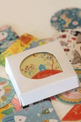 SALE - Super Lovely Paper Sticker Box - 38 stickers