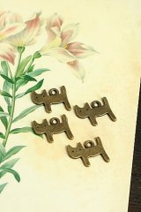 SALE - Lovely Alloy Accessory Charm - cat
