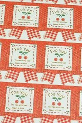 SALE - Cute pre-printed labels - For you