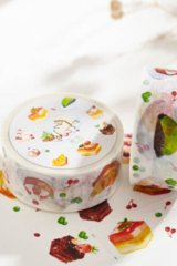 SALE - Kawaii Paper Masking Tape - sweets