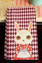 Cute Slim Envelope Set - Little Rabbit