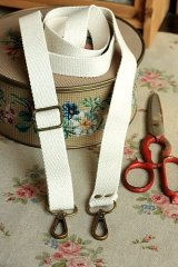 DIY Adjustable Cotton Canvas Bag Handle - 10 pieces
