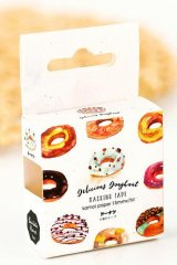 Kawaii Bentoto Washi Masking Tape - Delicious Donuts