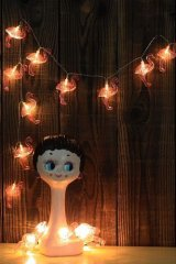 SALE - Kawaii Fairy Party Supplies Patio String LED light with Battery Case