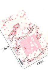 Kawaii Bentoto Washi Masking Tape - Romantic Cherry Blossom