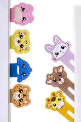 Kawaii Paper Bookmarks - Animal House