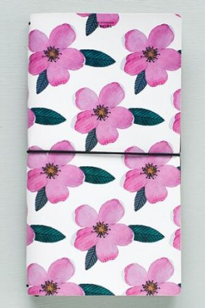 Photo1: Kawaii Planner Organizer Note Book - Cherry Blossom