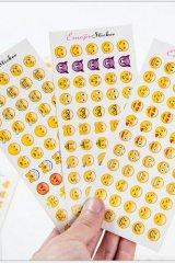 Kawaii Sticker Set - Emoji