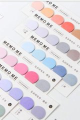 Kawaii  Sticky Notes Memo - Color Flakes