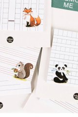 Kawaii Memo Set - Little Animal