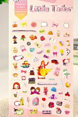 SALE - Premium Quality Paper Decor Sticker Set