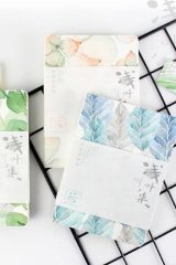 new Kawaii Planner Drawing Note Book - Beautiful Leaves