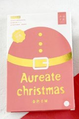 Kawaii Post Card Set - Aureate Christmas
