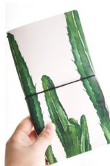 Kawaii Planner Organizer Note Book - Plant - Cactus Mountain