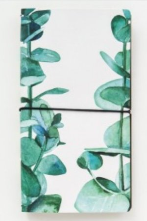 Photo2: new Kawaii Planner Organizer Note Book - Plant - leaves