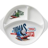 Made in Japan Kawaii Kids Lunch Plate - Thomas Friends