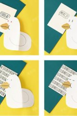 Kawaii Letter Set - Little Ducks