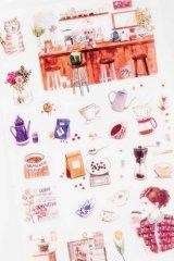 Kawaii Planner Stickers Set -  Meet A Girl