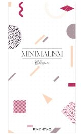 Cute Message Notes Book Memo - minimalism - elegance