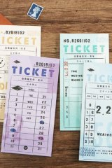 Cute Message Notes Book Memo - Tickets