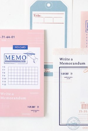 Photo1: Message Notes Paper Note Memo - Functional - Memo