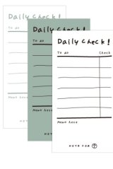 Message Notes Paper Note Memo - Graffiti Diary - Daily Check