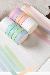 Kawaii Washi Bujo Planner Masking Tape - Sweet Dream - Macaroon