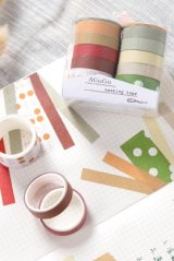 Kawaii Washi Bujo Planner Masking Tape - Sweet Dream - warm Christmas