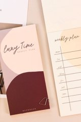 Message Notes Paper Note Memo - lazy - weekly plan