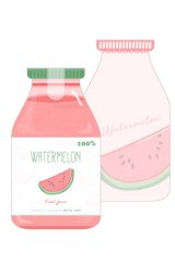 Message Notes Paper Note Memo - morning - water melon