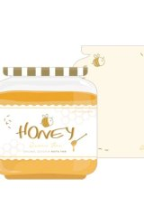 Message Notes Paper Note Memo - morning - honey
