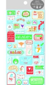 Japanese Planner Bujo Journal Sticker - Christmas - Winter