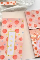 Mr. Paper Memo Message Notes Set - Meet - sweet peach
